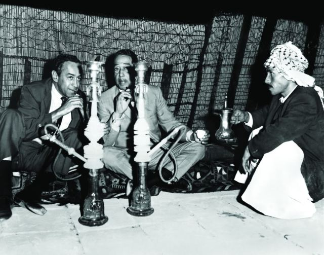 ellington and gonsalves in iraq