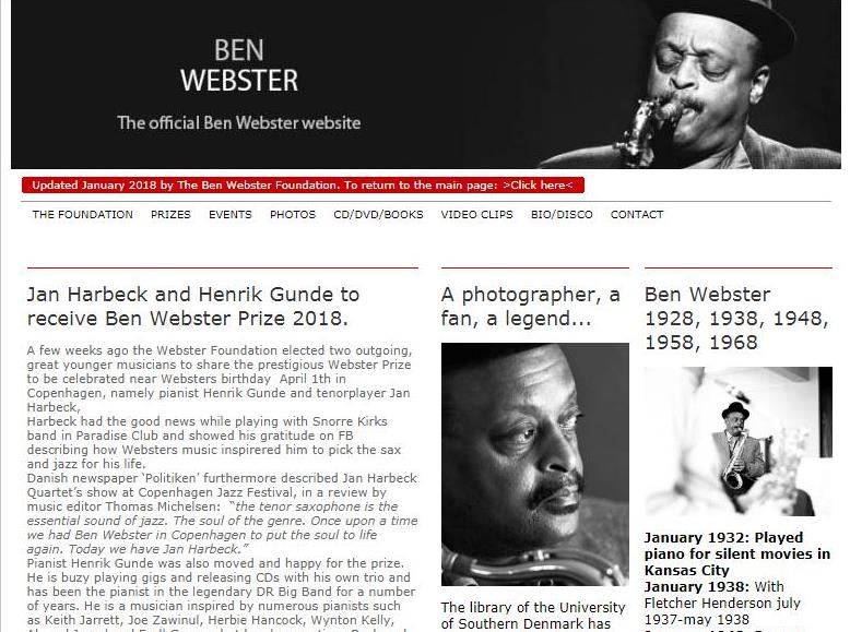 BW website