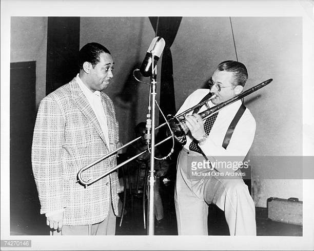 tommy dorsey and duke