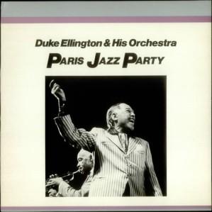 Paris jazz party