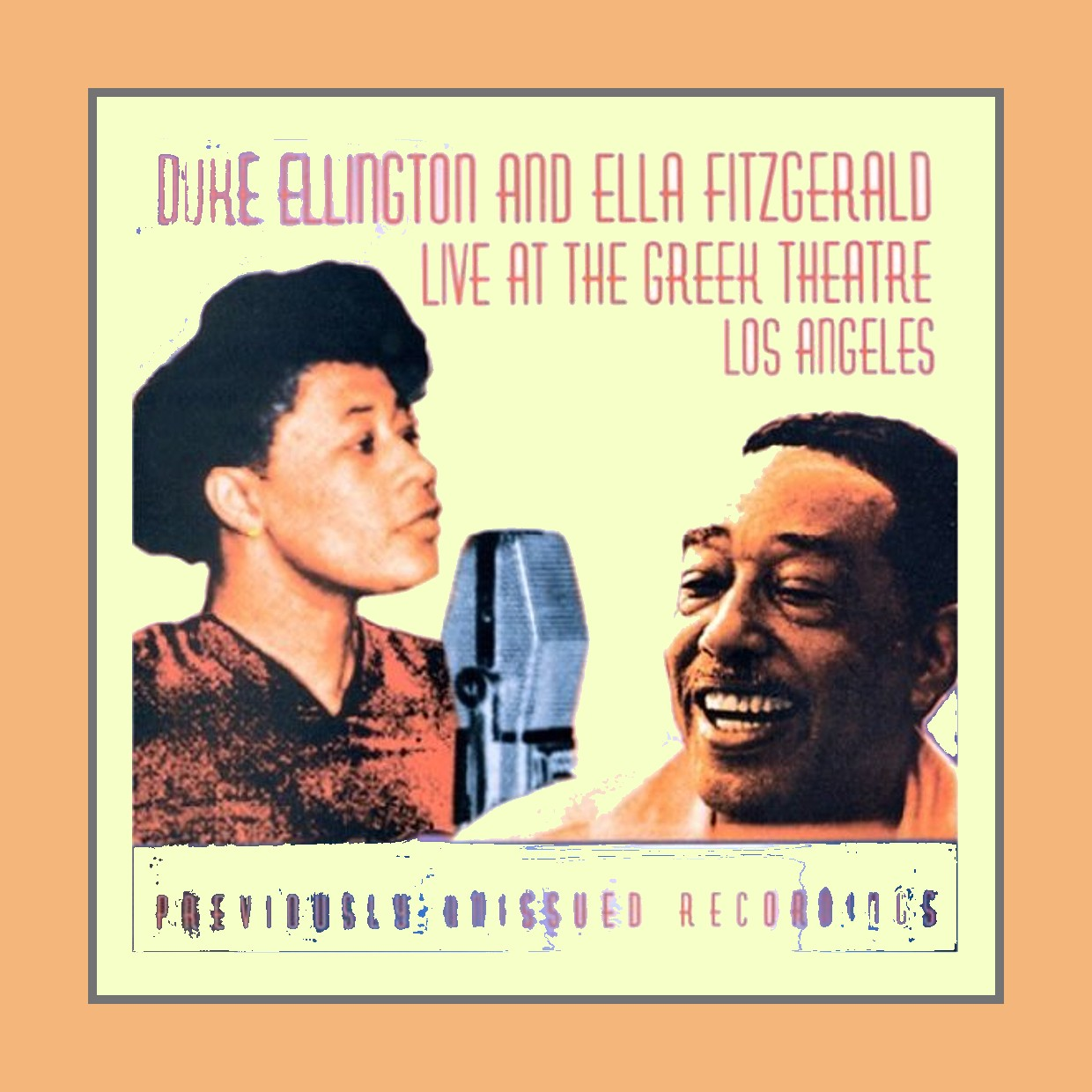 Portrait Of Ella Fitzgerald Podcast 18 017 Ellington Reflections
