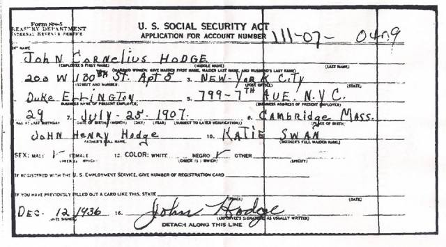 JH social security