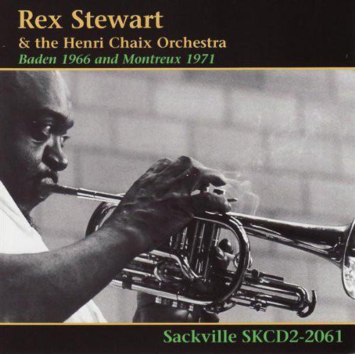 Rex Stewart Baden 1966